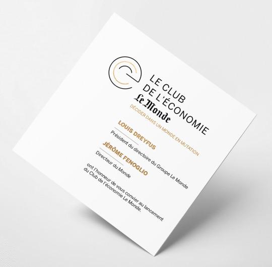 lcde invitation papier